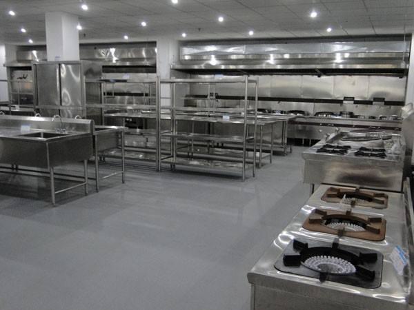 酒店厨房设备设计安装