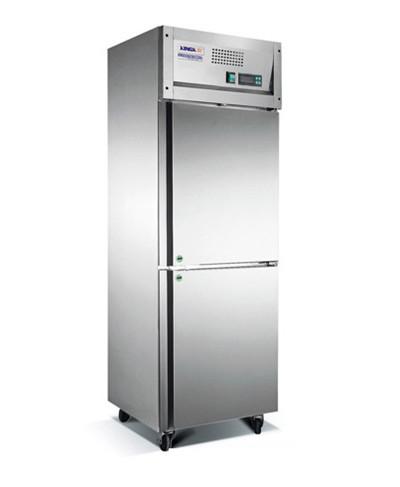 二门单温冰箱
