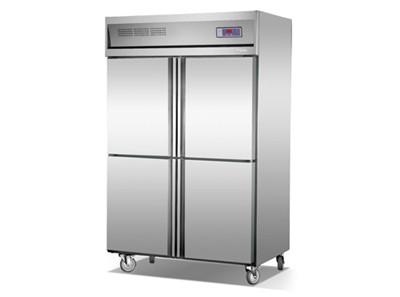 四门双温冰柜