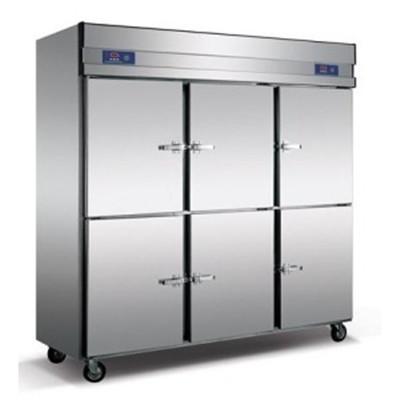 六门双温冰柜