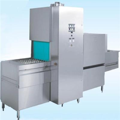 商用自动带传送式洗碗机