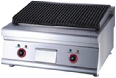 台式电火山石烤炉