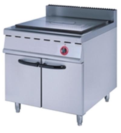 热铁板炉连柜座